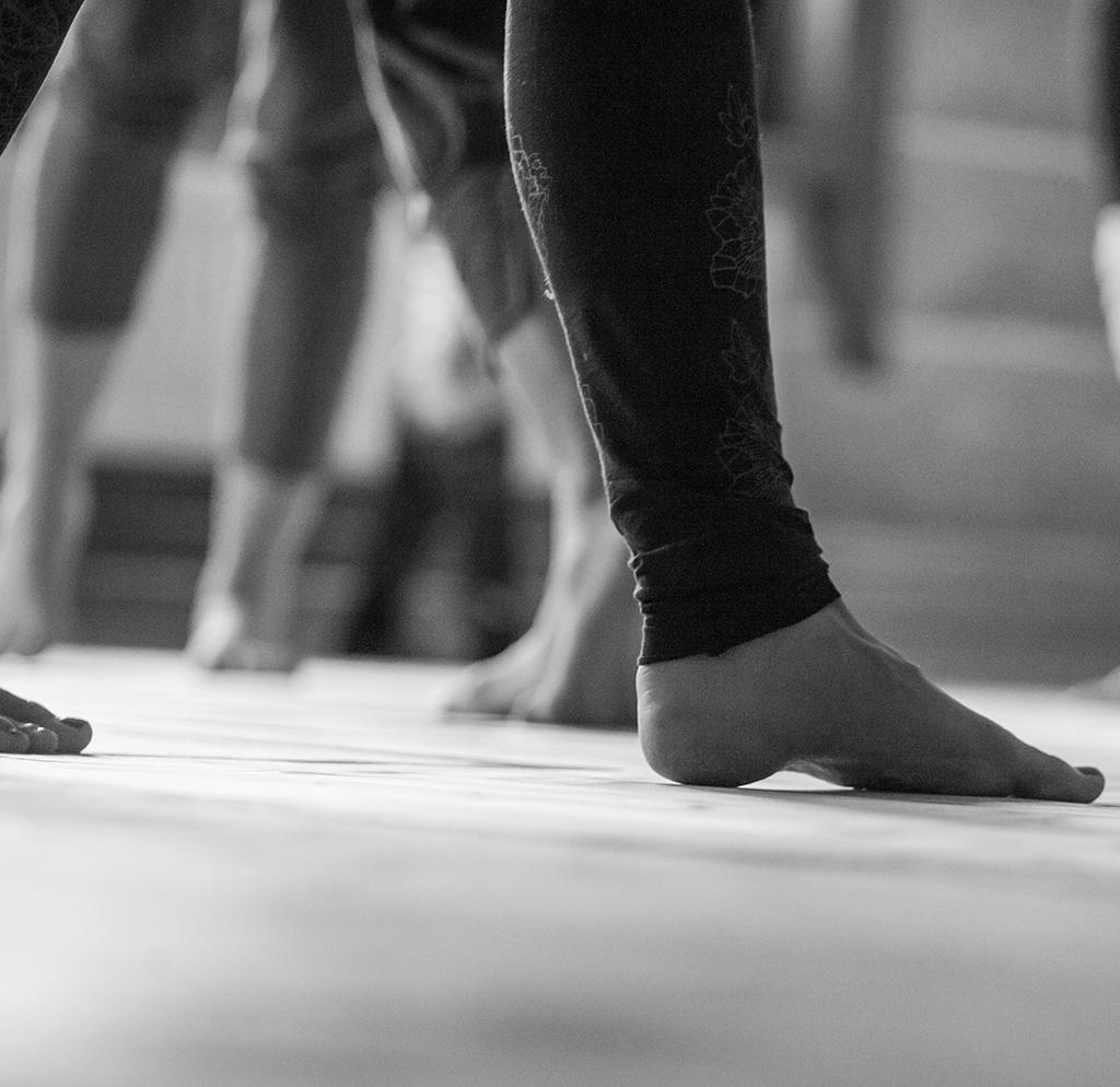 bewegen individueel en bewegen in groep bij chi Arte kinesitherapie en massage Gent